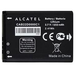 ΜΠΑΤΑΡΙΑ ΚΙΝ. ALCATEL  OT-665 SWAP (USED)   CAB22B0000C1