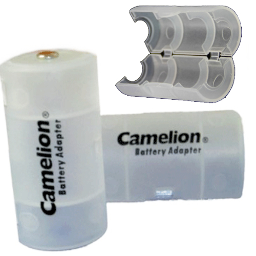 ADAPTOR -C BATTERY CAMELION