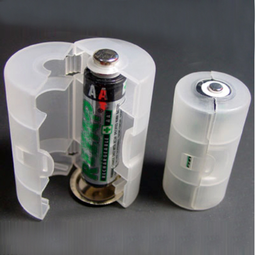 ADAPTOR -D BATTERY CAMELION
