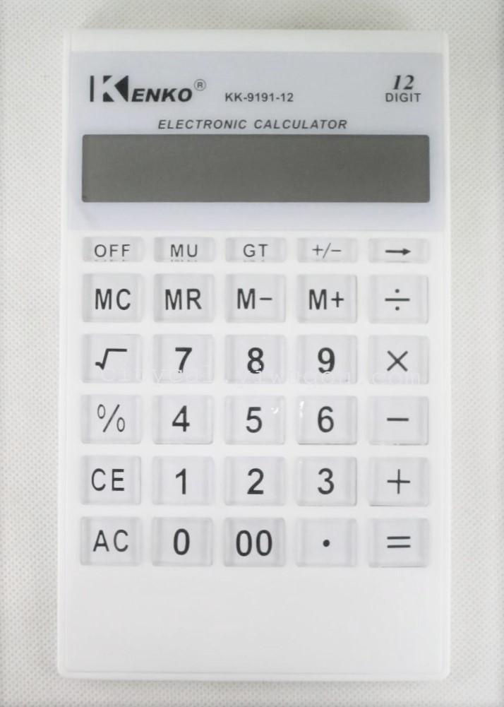 CALCULATOR KENKO KK-837-12S
