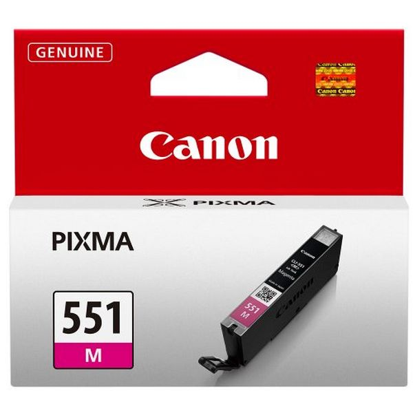 ΜΕΛΑΝΙ CANON CLI-551M IP7250 MAG CRTR