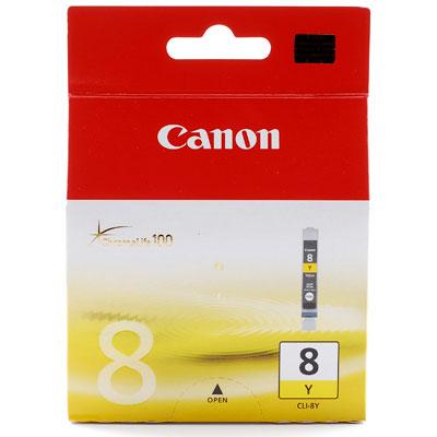 ΜΕΛΑΝΙ CANON IP4200 CLI-8Y GR.1505 YEL
