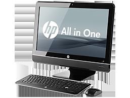 DESKTOP HP COMPAQ 8200 ELITE AIO WITH CAMERA /PENTIUM DC G630 2.70GHZ/4GB/500GB/DVDRW SATA/WIN 7 PRO