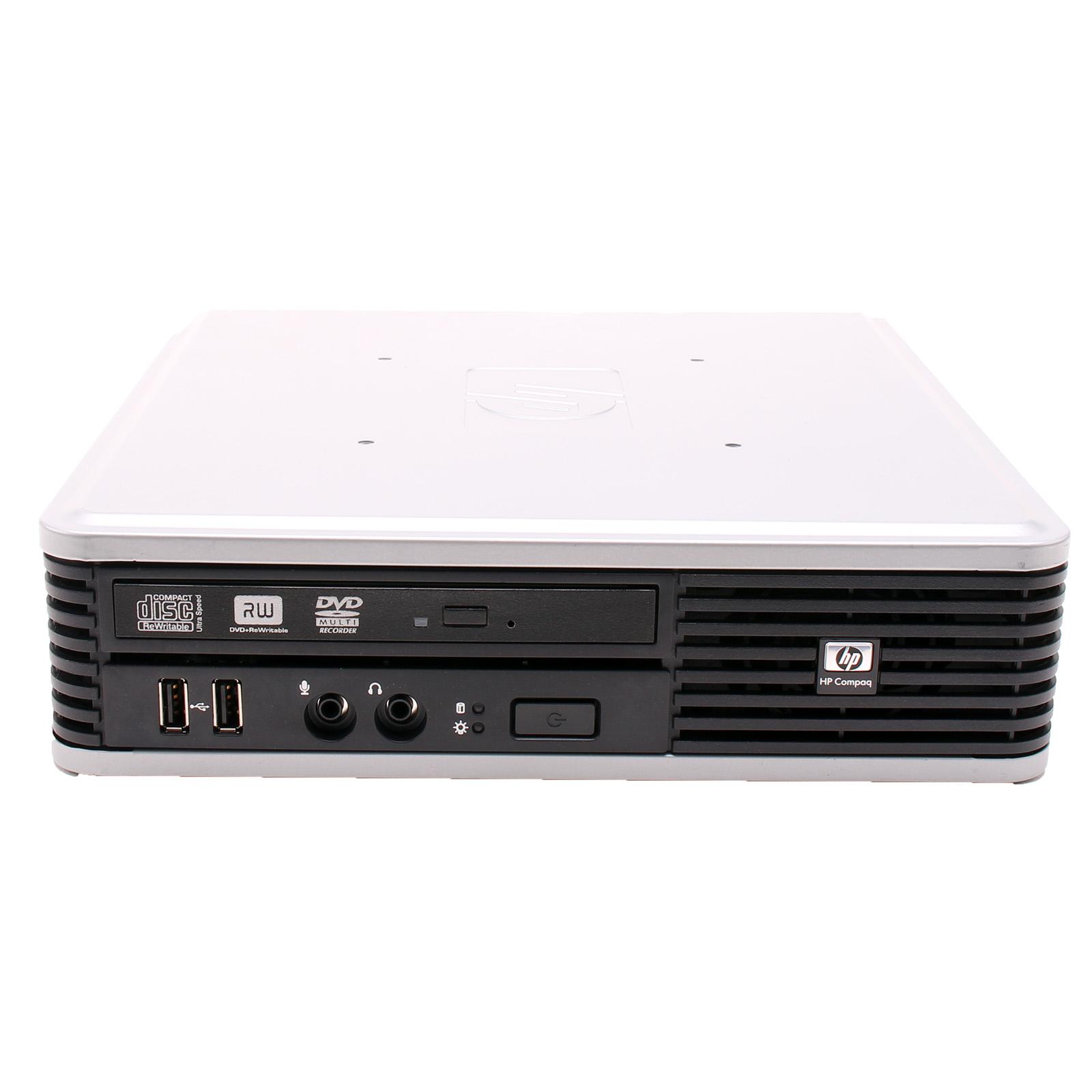 DESKTOP HP COMPAQ DC7900 SFF C2D-E8400/4GB/160GB/DVD