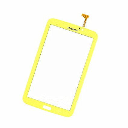 DIGITIZER GALAXY TAB 3 YELLOW