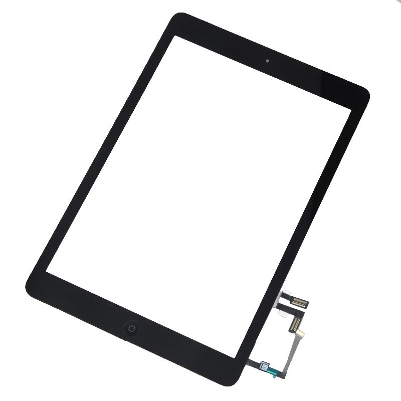 DIGITIZER IPAD AIR ( A1474) BLACK WITH HOME BUTTON