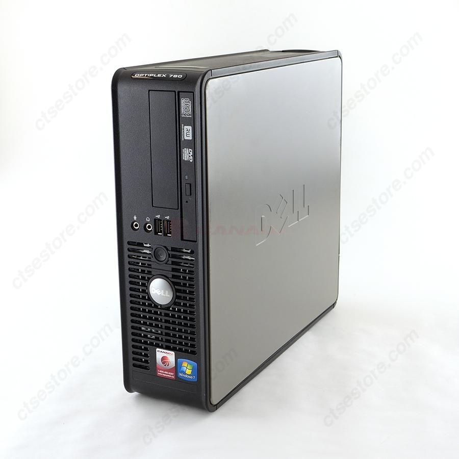 DESKTOP DELL OPTIPLEX GX780 DT/CPU E73300 2.50 GHZ