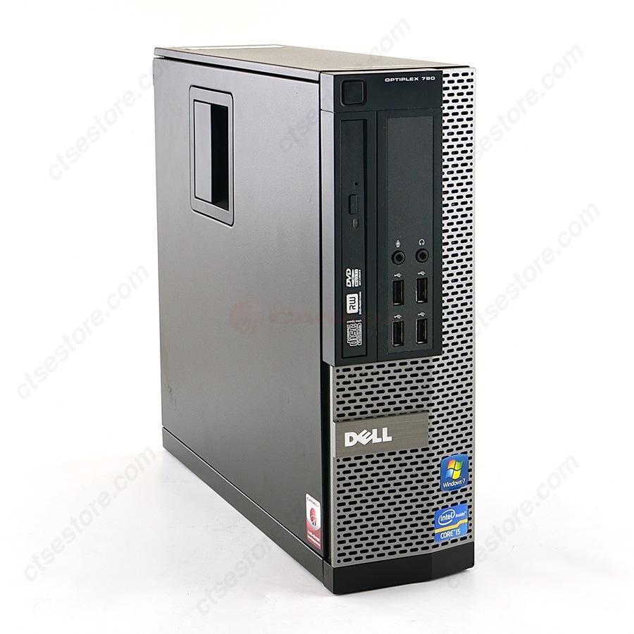 DESKTOP DELL OPTIPLEX 790 SFF/i5 -2500/4GB