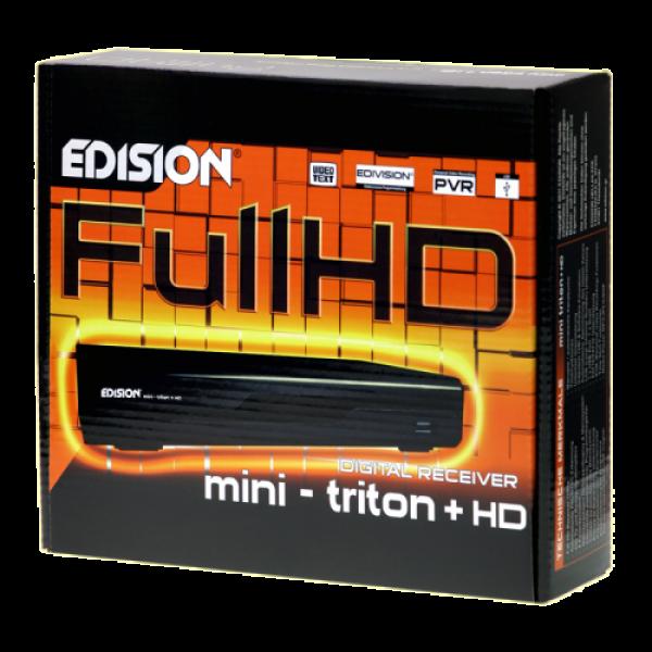 ΑΠΟΚΩΔ/ΤΗΣ EDISION MINI TRITON HD