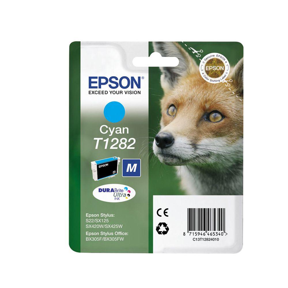 ΜΕΛΑΝΙ EPSON T1282 CYAN