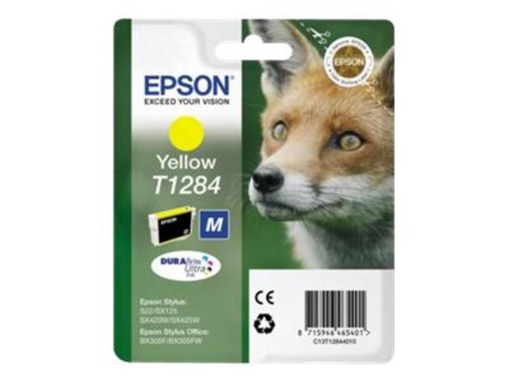 ΜΕΛΑΝΙ EPSON T1284 YELLOW