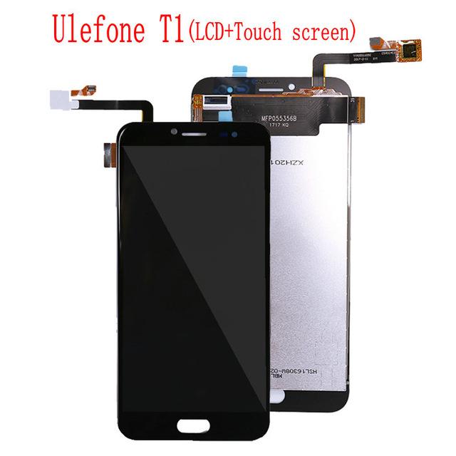 ΟΘΟΝΗ LCD ΓΙΑ ULEFONE T1 BLACK