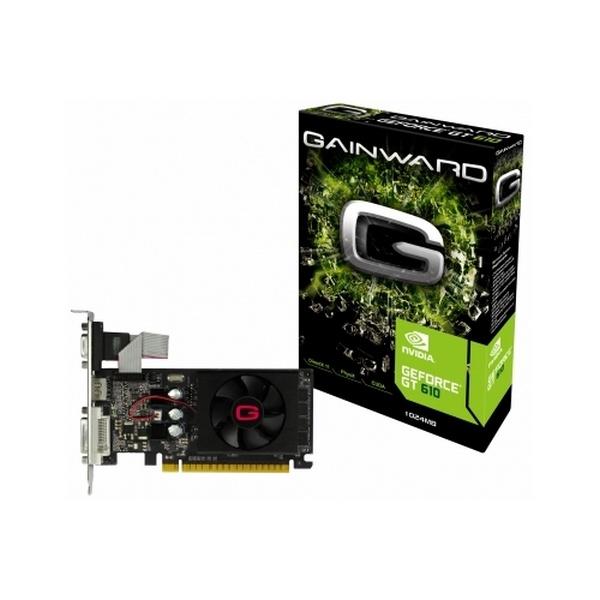 ΚΑΡΤΑ ΓΡΑΦΙΚΩΝ GT610/1024MB DDR3,PCIE16X
