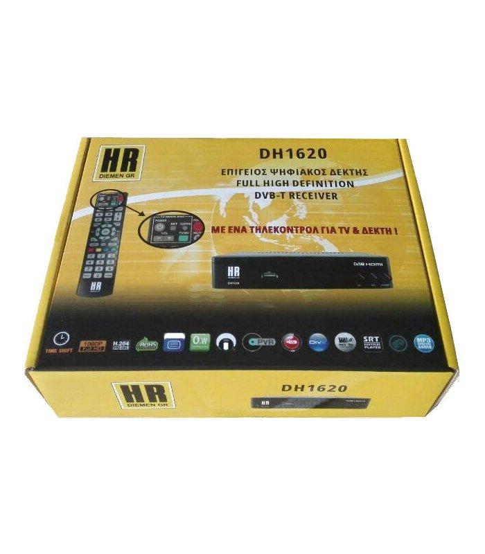 ΑΠΟΚΩΔ/ΤΗΣ HR DH1620 FULL HD