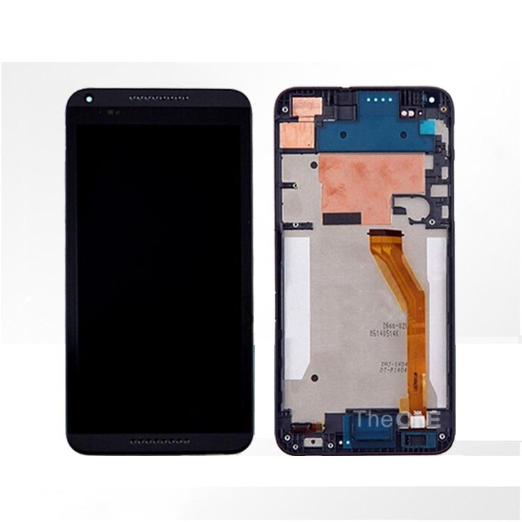 ΟΘΟΝΗ LCD ΓΙΑ HTC DESIRE 816H D816H WITH FRAME