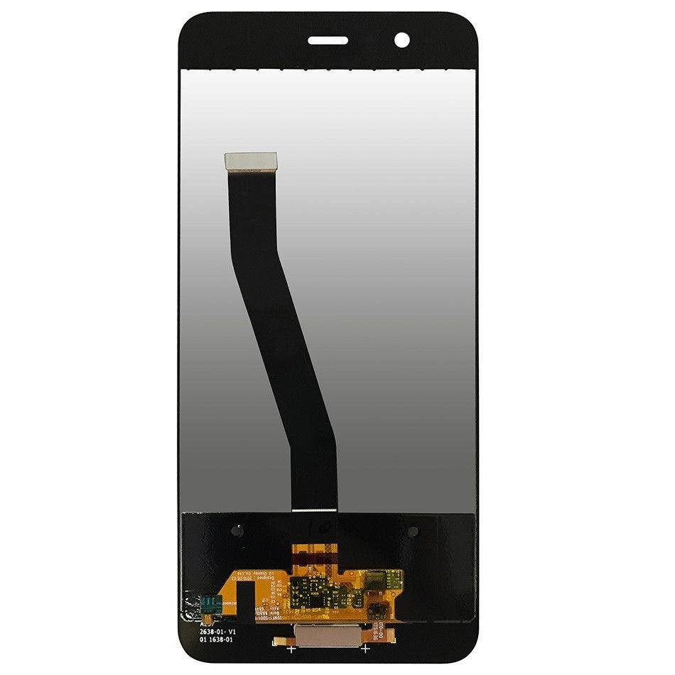 ΟΘΟΝΗ LCD ΓΙΑ HUAWEI P10 BLK W.FRAME