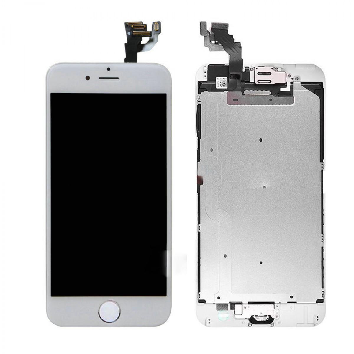 ΟΘΟΝΗ LCD ΓΙΑ IPHONE 6 PLUS WHITE