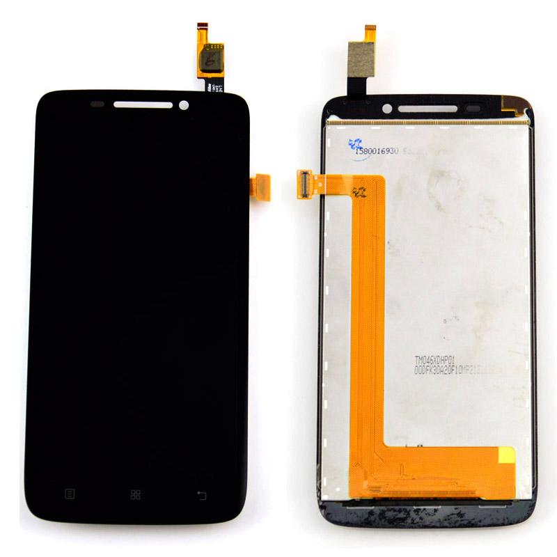 ΟΘΟΝΗ LCD ΓΙΑ LENOVO S650 BLACK