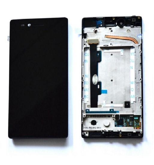 ΟΘΟΝΗ LCD ΓΙΑ LENOVO Z90 BLACK