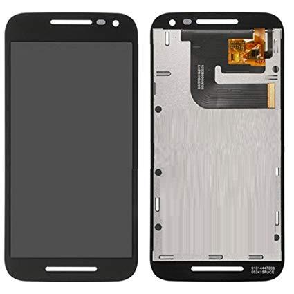 ΟΘΟΝΗ LCD ΓΙΑ MOTOROLA MOTO G3 2015 BLACK
