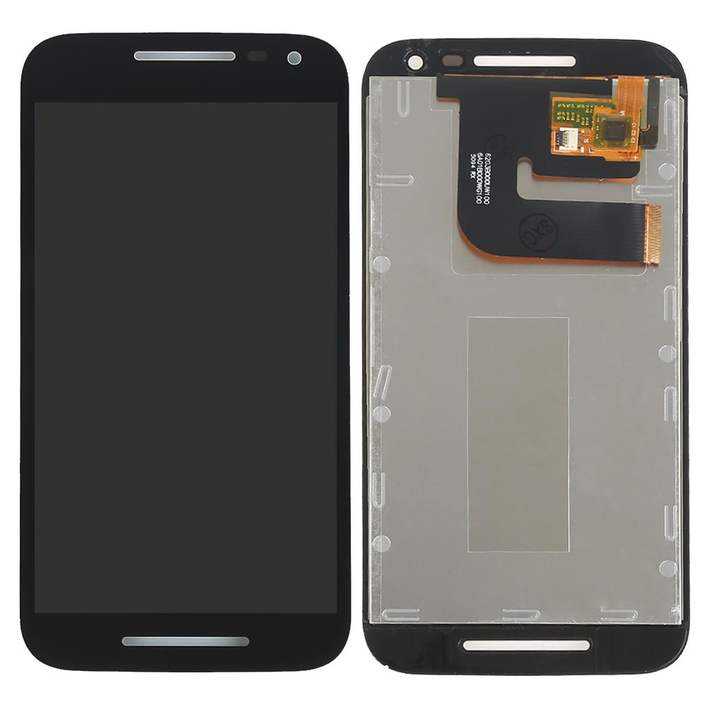 ΟΘΟΝΗ LCD ΓΙΑ MOTOROLA XT 1541 MOTO G 3RD BLACK