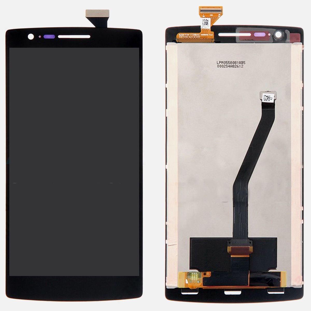 ΟΘΟΝΗ LCD ΓΙΑ ONE PLUS 5 WITH TOUCH BLACK