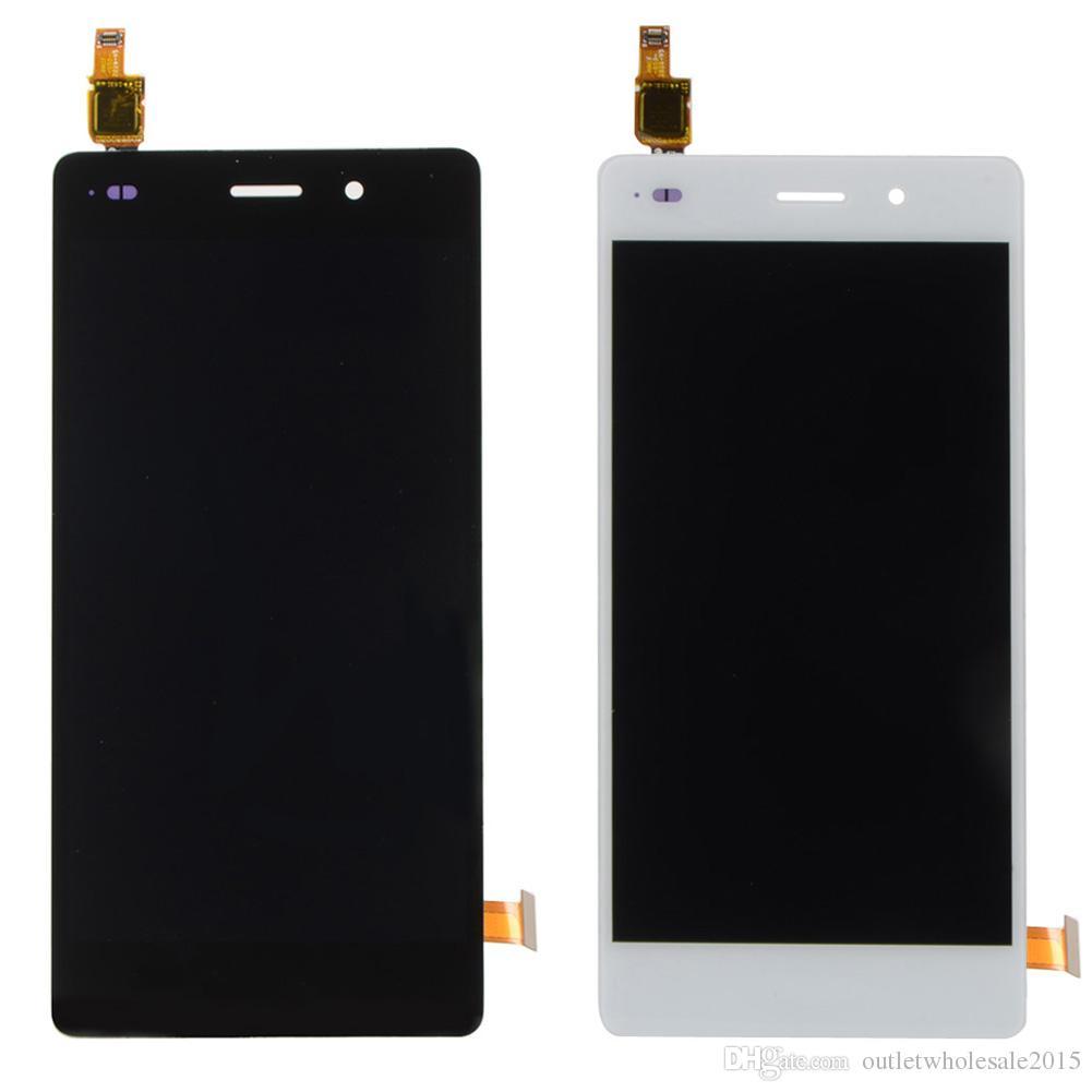 ΟΘΟΝΗ LCD ΓΙΑ HUAWEI P8 LITE WHITE