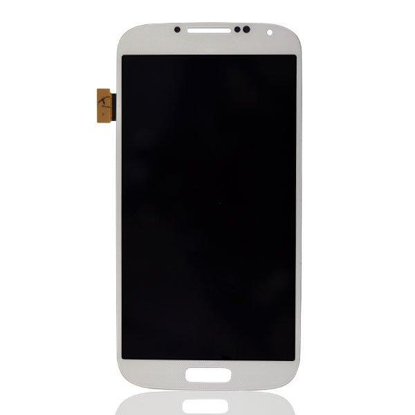 LCD ORIGINAL SAMSUNG S4 WHITE