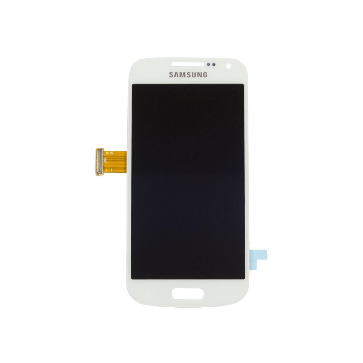 LCD ORIGINAL SAMSUNG S4 MINI WHITE