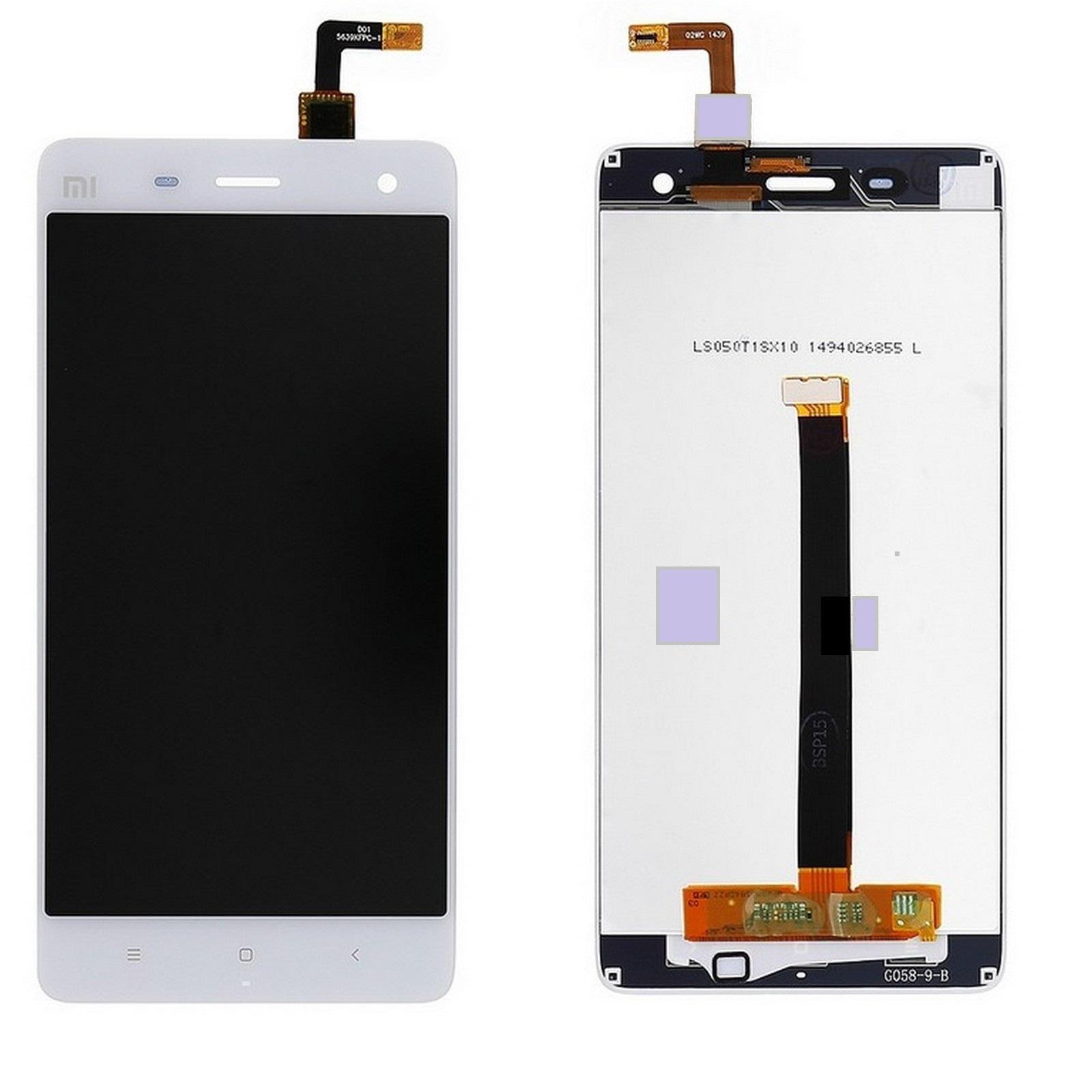 ΟΘΟΝΗ LCD ΓΙΑ XIAOMI MI 4 WHITE