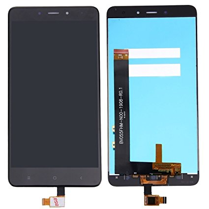 ΟΘΟΝΗ LCD ΓΙΑ XIAOMI NOTE 4 / 4X BLACK MED