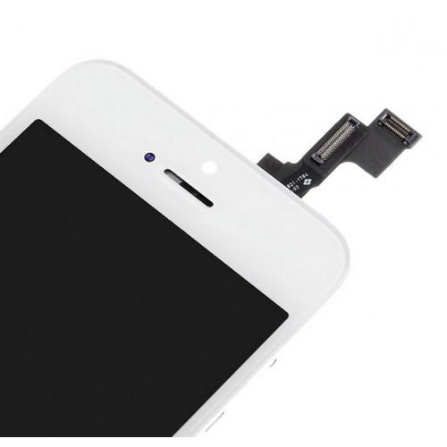 ΟΘΟΝΗ LCD ΓΙΑ IPHONE 5s WHITE