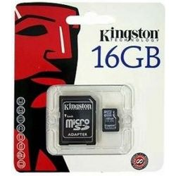 ΜΝΗΜΗ MICRO SD 16GB KINGSTON CLASS 10