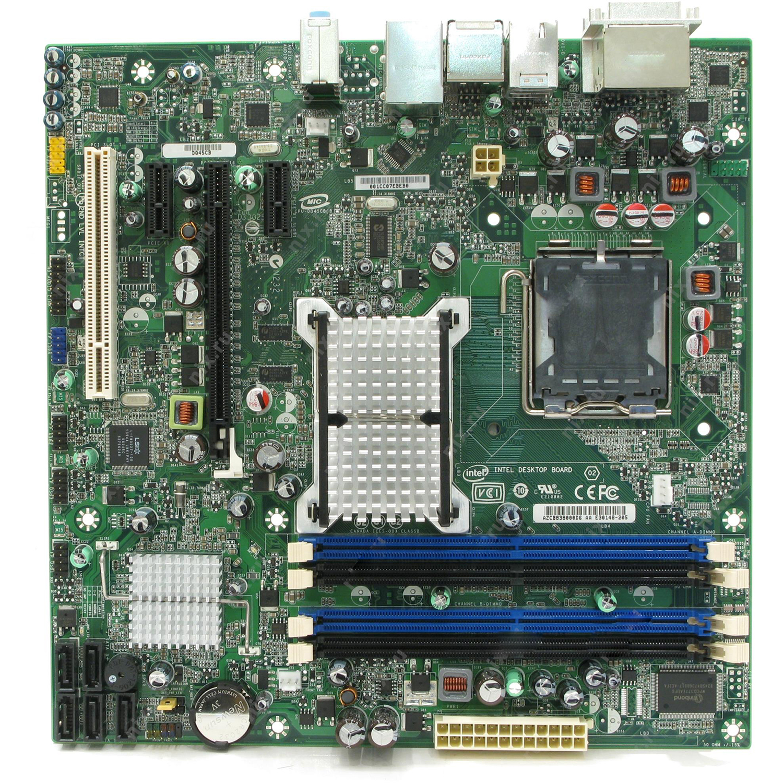 MOTHERBOARD MB INTEL DQ45CB S-775