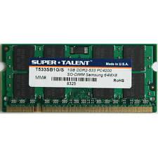 ΜΝΗΜΗ RAM 1GB DDR2-533 SUPER TALENT