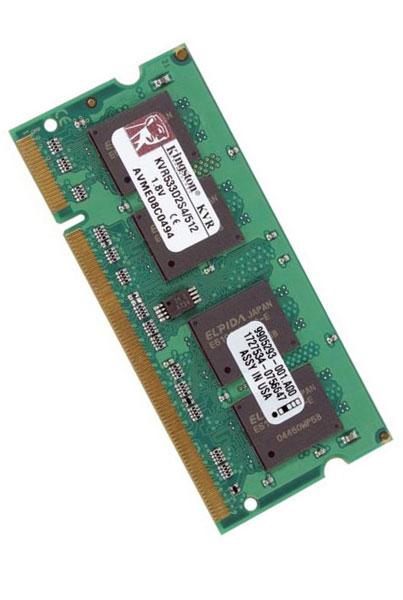 ΜΝΗΜΗ RAM 1GB SODIMM DDR2 667 USED