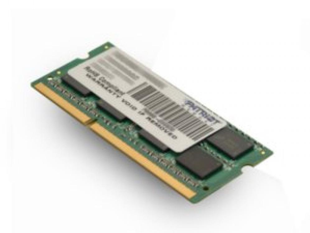 ΜΝΗΜΗ RAM DDR3-SOD 2048MB 1333MH PATRIOT