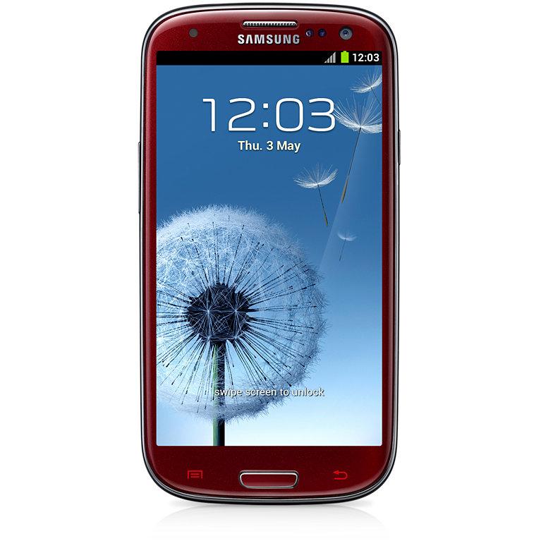 ΚΙΝΗΤΟ SAMSUNG S3 RED  USED