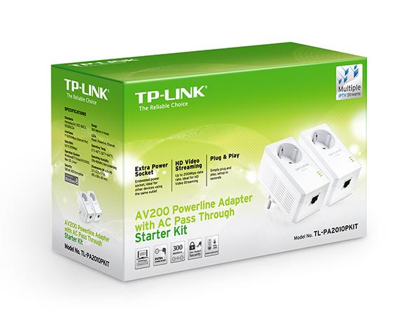 WIFI POWERLINE TP-LINK TL-PA2010 PKIT