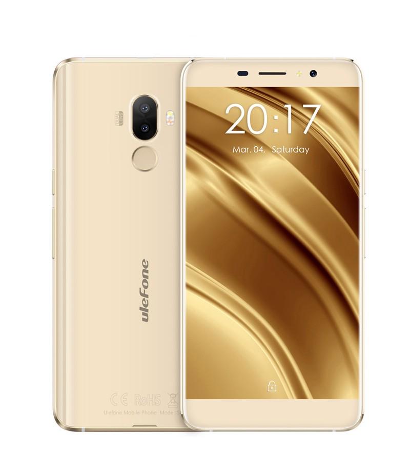ΚΙΝΗΤΟ ULEFONE SP S8 5.3″ GOLD