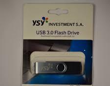 ΜΝΗΜΗ USB FLASH 8GB YSY