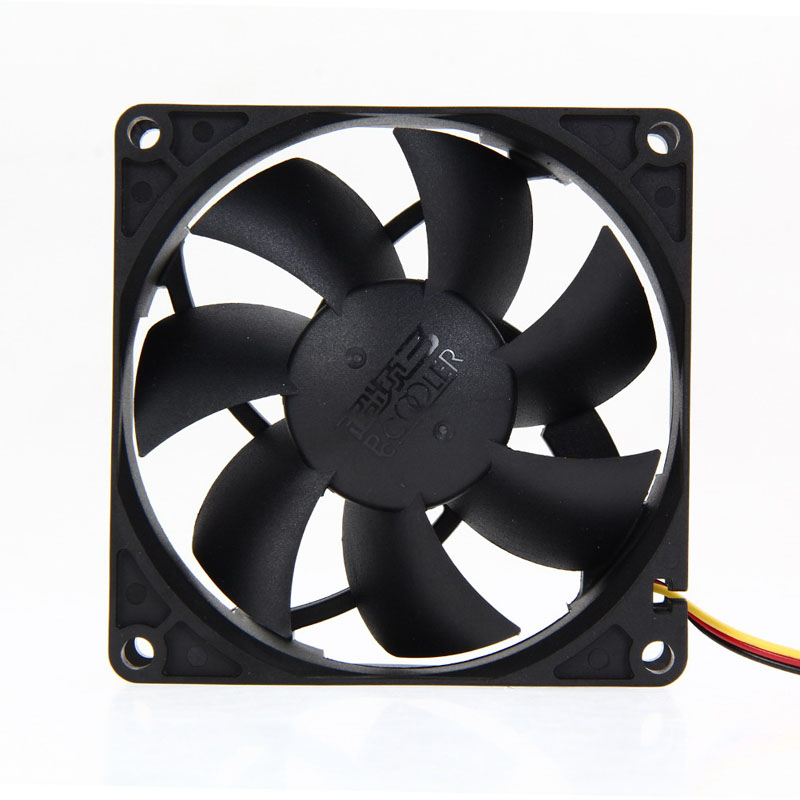 VGA FAN 3 PIN 4 SCREW 8cm