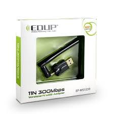 WIFI USB EDUP(REALTEK 8192CU CHIPSET)