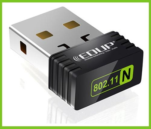 WIFI USB LAN 150M EDUP 802.11n