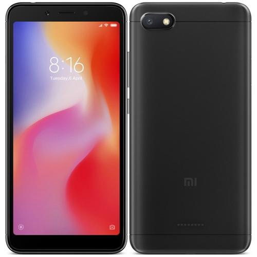 ΚΙΝΗΤΟ XIAOMI REDMI 6A BLACK 16GB