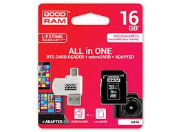 ΜΝΗΜΗ MICRO SD 16GB GOOD RAM