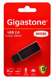 ΜΝΗΜΗ USB FLASH 8GB GIGASTONE 2.0
