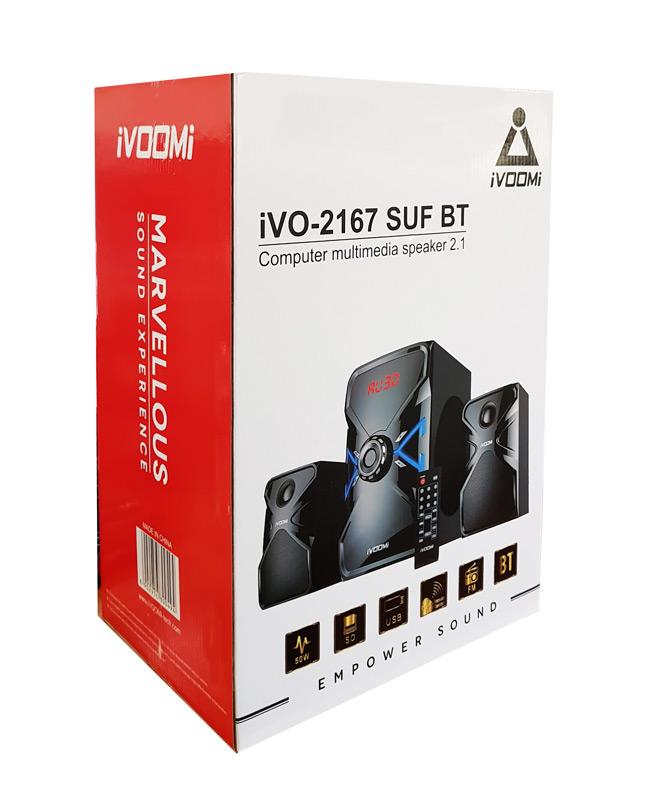 ΗΧΕΙΟ IVOOMi IVO-2167 SUF BT 2.1CH