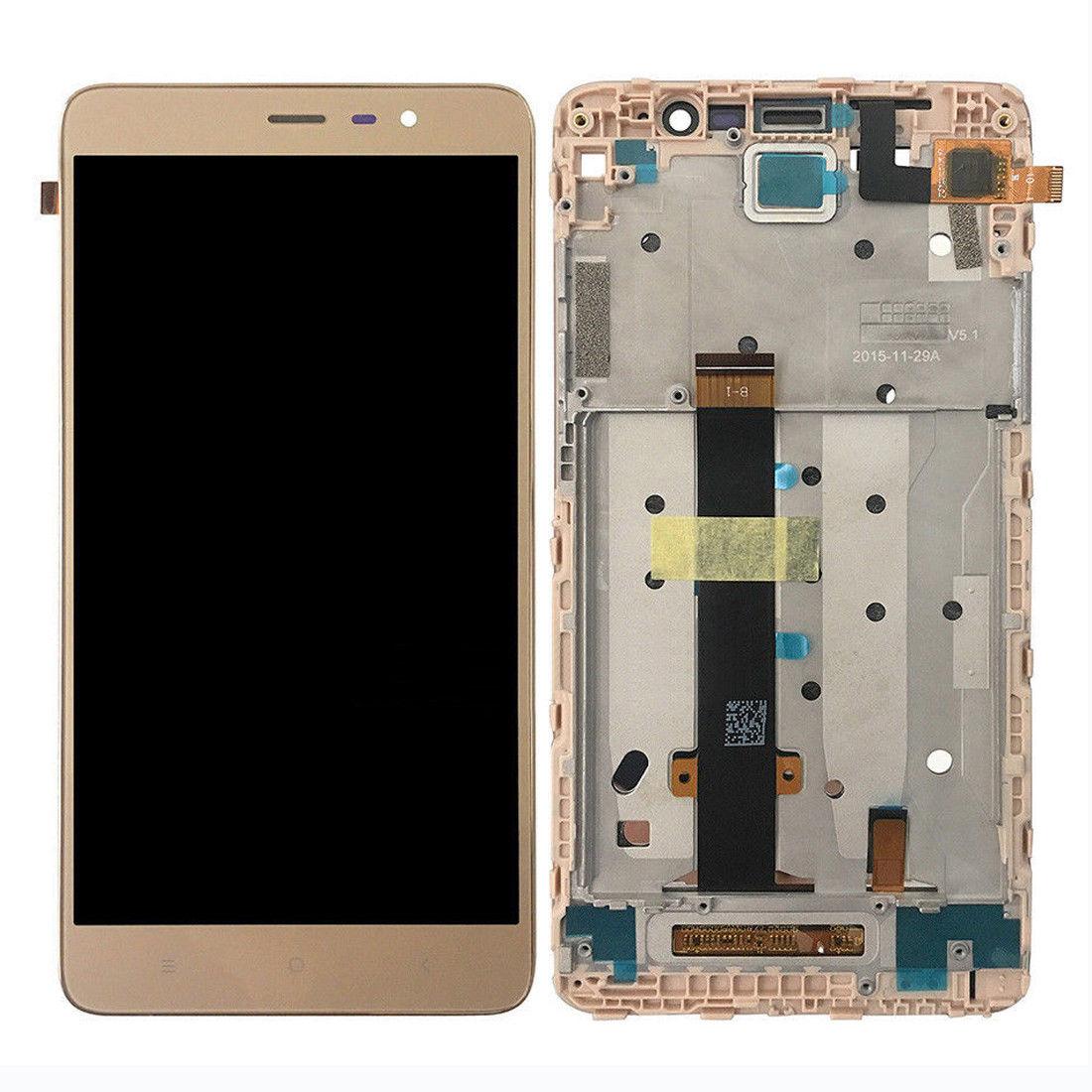 ΟΘΟΝΗ LCD ΓΙΑ XIAOMI REDMI NOTE 3 GOLD