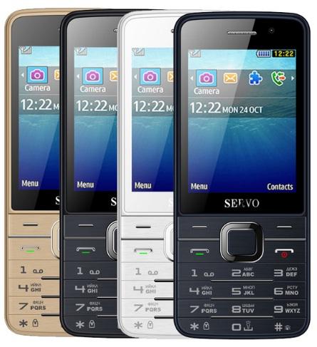 ΚΙΝΗΤΟ SERVO 9500 4SIM-BLUETOOTH 2.8″ BLACK